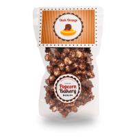 Dark Orange Popcorn