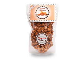 Caramel Cinnamon Popcorn