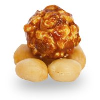 Peanut Butter Caramel Popcorn